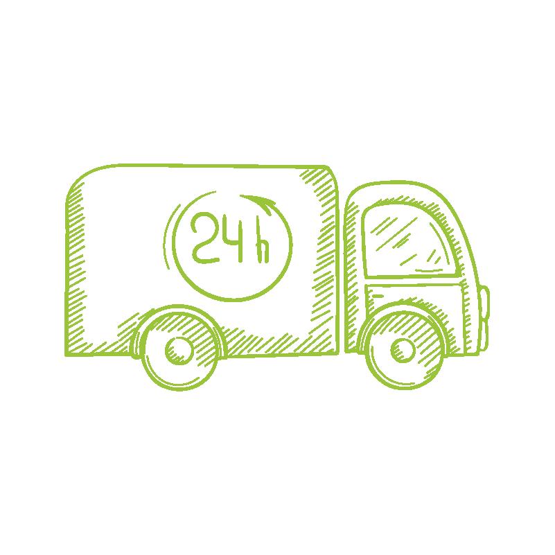 Servizio di delivery e gestione ordini da gestionale