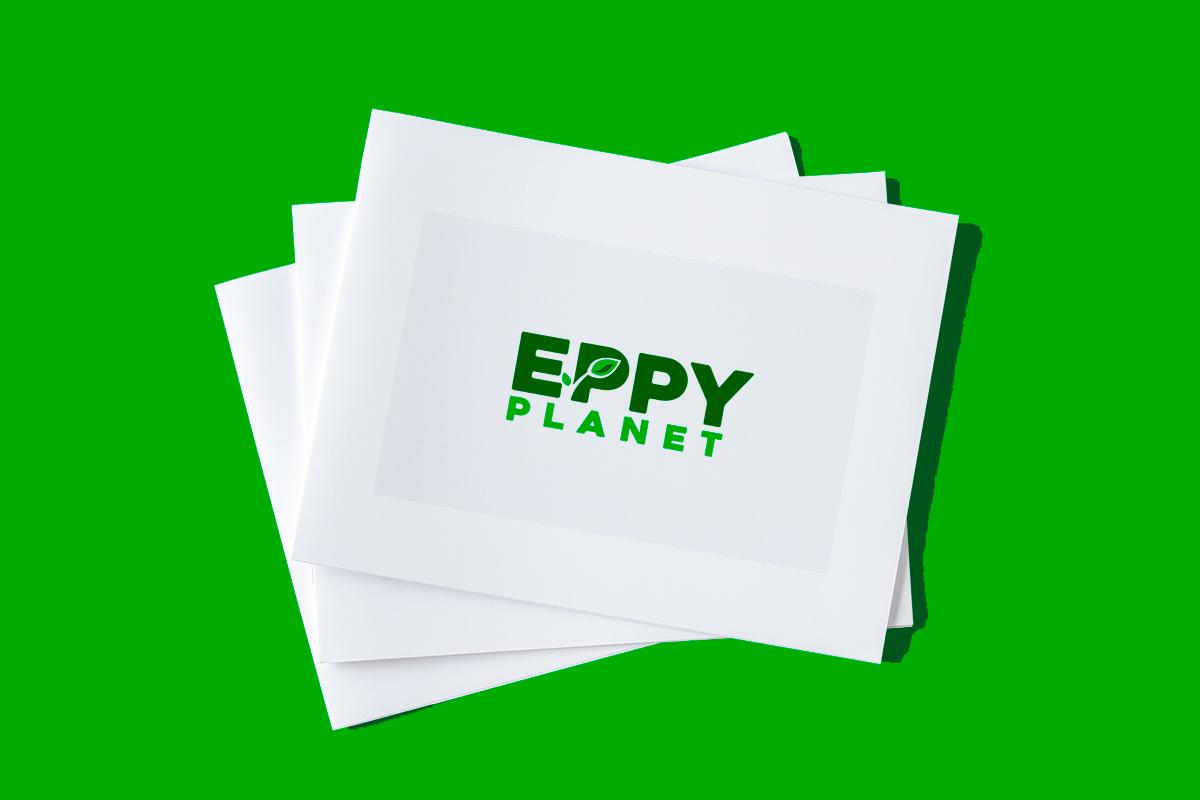 Realizzazione logo Eppy Planet
