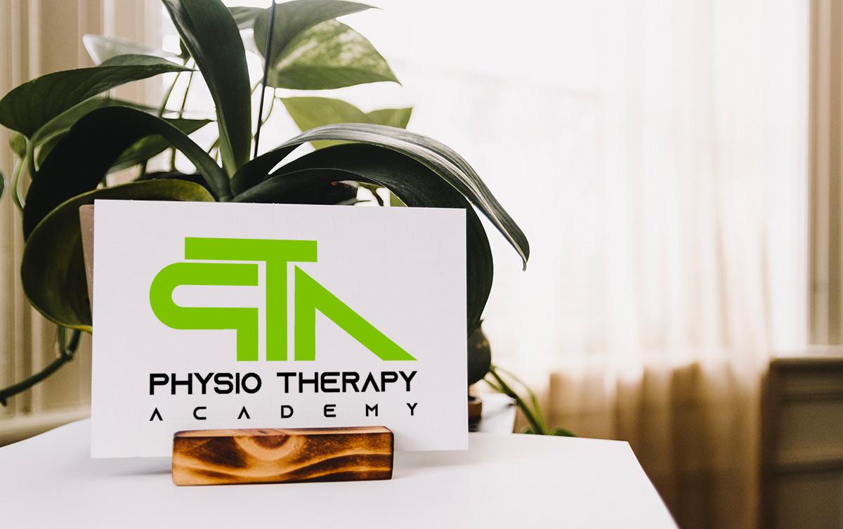 Realizzazione logo PTA - Physio Therapy Academy