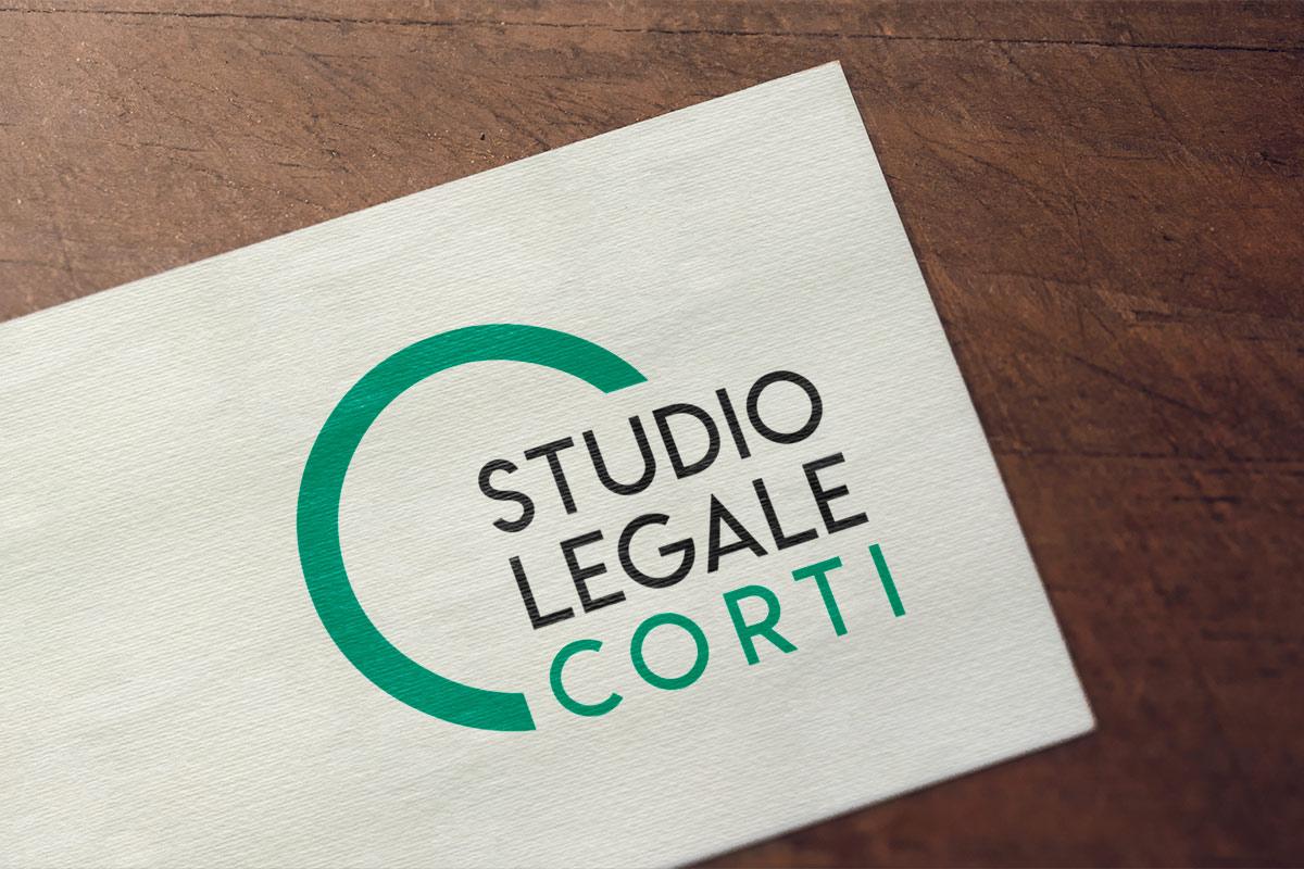 Realizzazione logo Studio Legale Corti