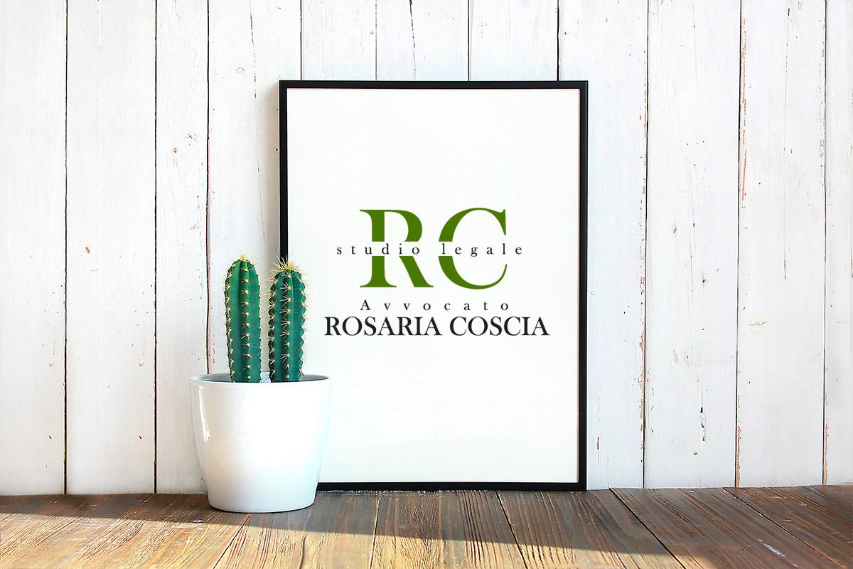 Realizzazione logo professionale Studio Legale Coscia