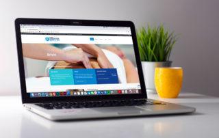 Sviluppo sito in wordpress - Studio fisioterapia Brivio