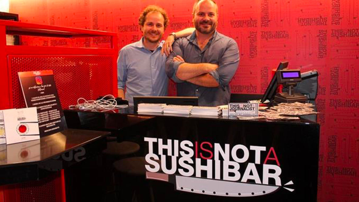 Strooka - This is not a sushi bar Milano