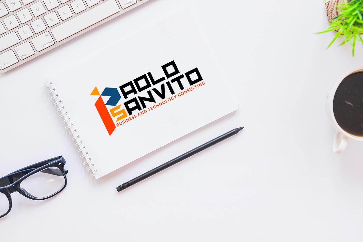 Realizzazione logo professionale Paolo Sanvito