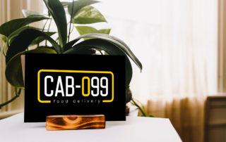 Ideazione, realizzazione e sviluppo del logo professionale CAB099