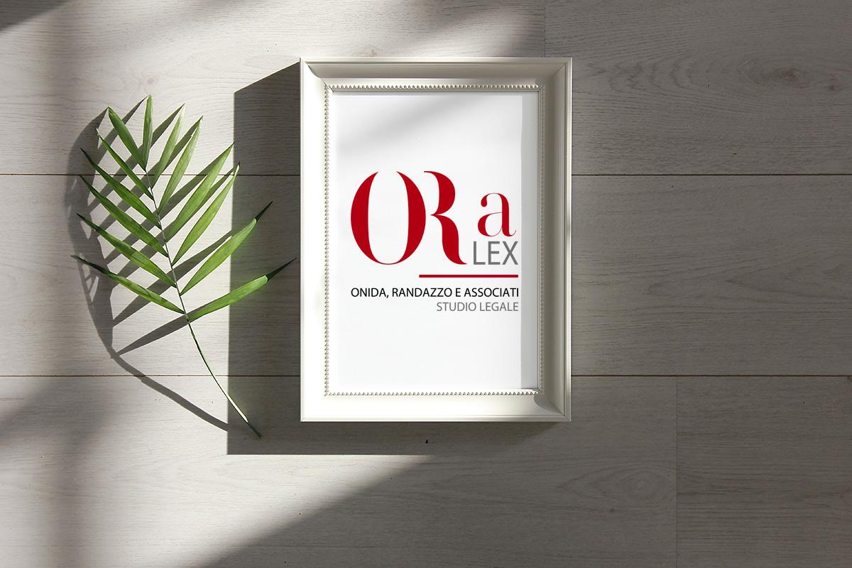 Realizzazione logo professionale Oralex Studio Legale