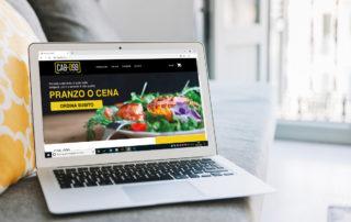 CAB099 - realizzazione sito internet e servizio di delivery