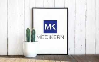 Realizzazione logo professionale Medikern