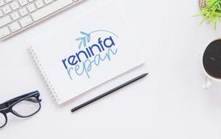 Sviluppo e realizzazione logo professionale Reninfa - Repan