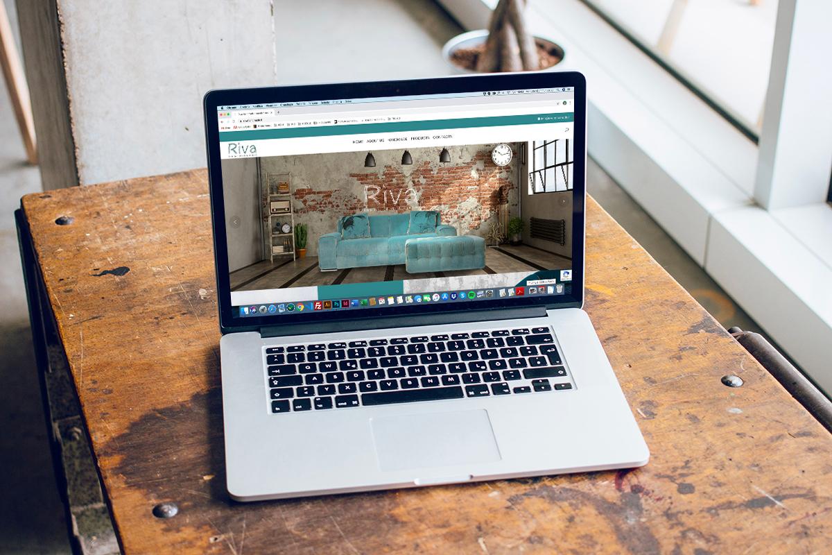 Realizzazione sito internet professionale - Riva Handmade