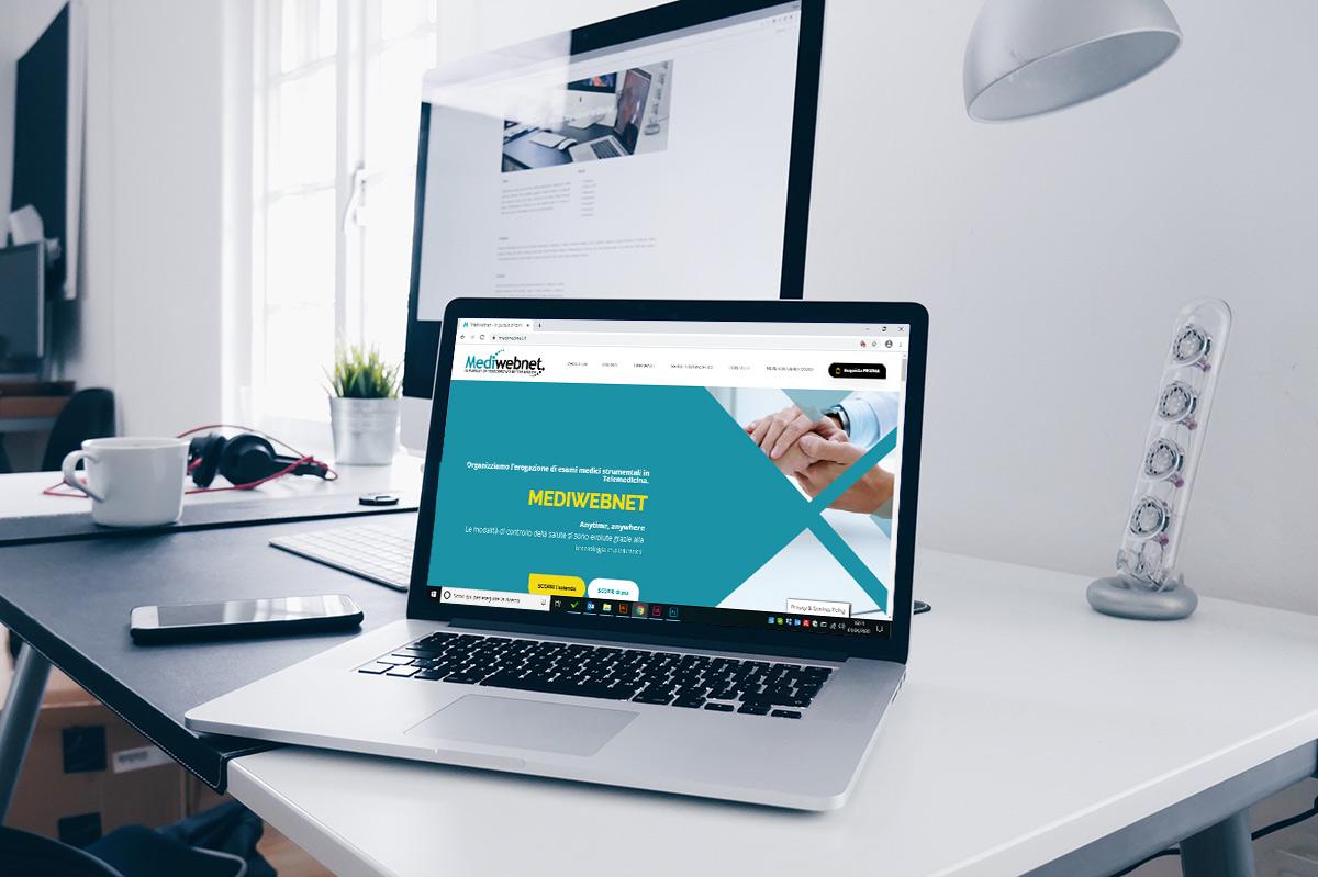 Realizzazione sito aziendale professionale e ecommerce