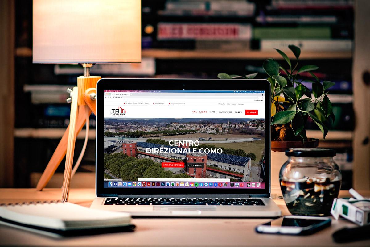 Realizzazione sito professionale Immobiliare ITA