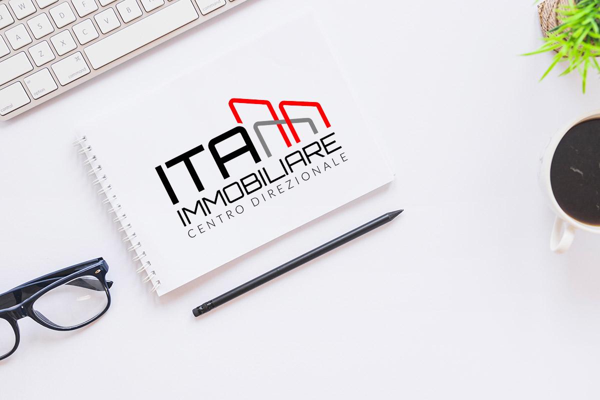 Realizzazione logo professionale Immobiliare ITA