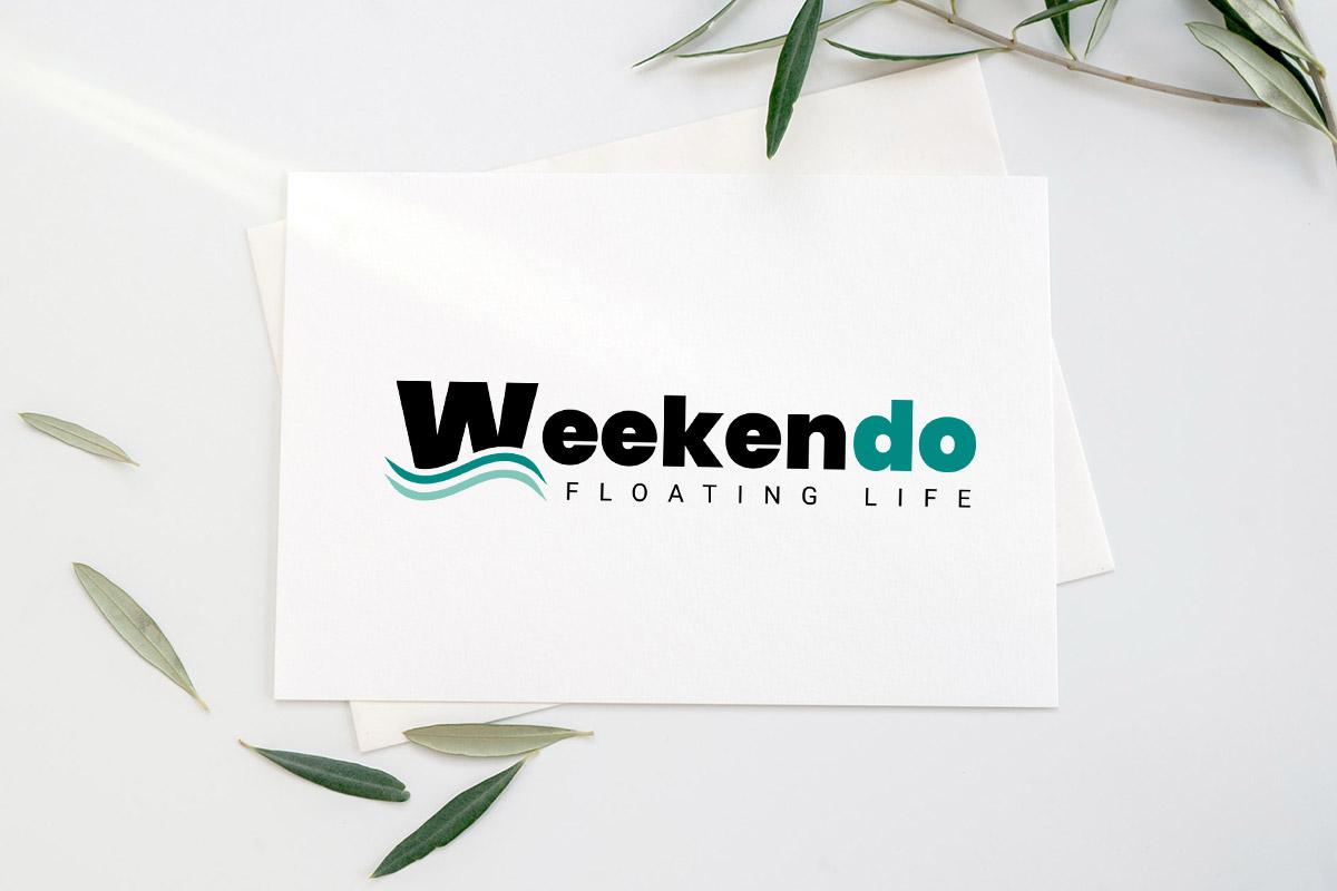 Realizzazione logo professionale Weeken-do