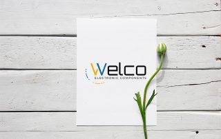 Realizzazione logo professionale Welco
