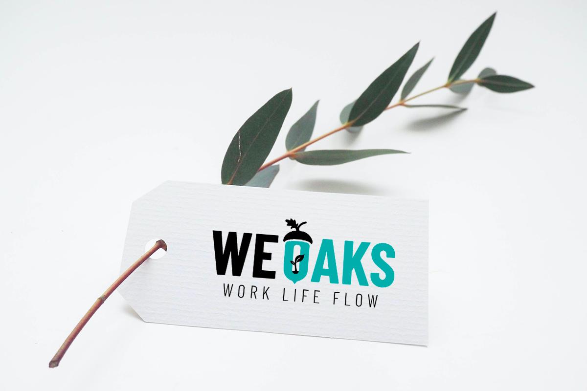 Realizzazione logo professionale WeOaks